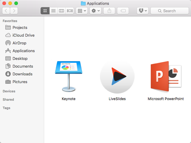 How to insert or embed Tableau into Mac PowerPoint | LiveSlides
